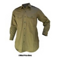 Australian Postwar Jungle Green Shirt
