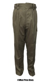 Australian Postwar Jungle Green Trousers