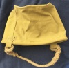 British or Commonwealth Khaki Canvas Water Bucket for Cavalry