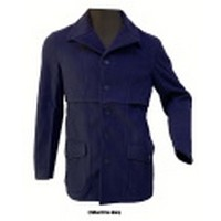 Civilian Conservation Corps CCC Blue Wool Jacket