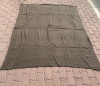 Original Unissued Gray Wool Blanket