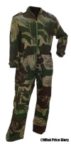 Rhodesian Armoured Corps Camouflage Tank Suit or Coverall