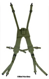 Rhodesian P69 Yoke or Field Suspenders