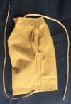 US Khaki Canvas Breech Cover for Krag Rifle