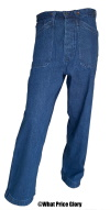 US M1908 or M1910 Denim Trousers