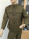 US M1912 Wool Enlisted Tunic