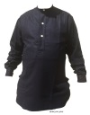 USMC Blue Wool Campaign Shirt